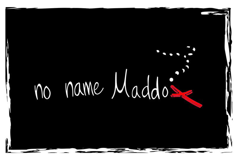 no name maddox